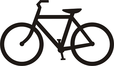 Symbol bicycle